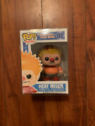 New Funko Pop - Heat Miser The Year Without A Santa Claus 02