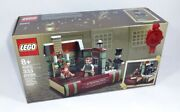 Lego Christmas Gwp - 40410 Charles Dickens Tribute - Misb Exclusive Sold Out