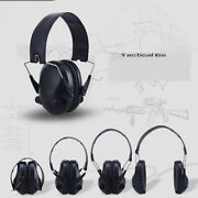 Electronic Ear Protection Shooting For Headphone Hearing Headset Tactical