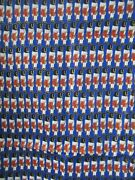 Christmas Nutcracker Small Soldiers Allover Cotton Fabric Sbty X 42w