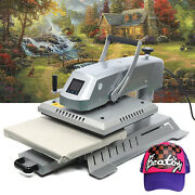 15and039and039x15and039and039 T-shirt Heat Press Machine Swing Away Digital Semi-auto Brand New Best