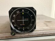 King Ki-209 Vor/loc/ Converter And Glide/slope Indicator With Fresh Faa Form 8130