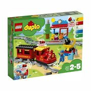 New 2020 Lego Duplo Town - Steam Train 10874 New Sealed Authentic Retired F1