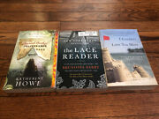 Lot Of 3 Books By New York Times Bestselling Authors
