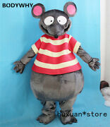 2020 Mouse Mascot Costume Suits Cosplay Party Game Dress Outfits Halloween Adult