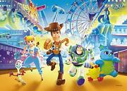 Jigsaw Puzzle Toy Story 4 Carnival Adventure Puzzle Decoration - 500 Pieces