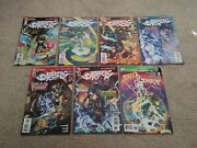 Lot 7 Dc Milestone New 52 Static Shock 1 2 3 4 5 6 Special Issue Mcduffie Comics