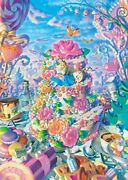 Jigsaw Puzzle Disney Alice In Wonderland Alice In Sweets Land - 300 Pieces