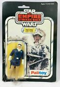 Star Wars Esb 1980 - Palitoy 30back B - Han Solo Hoth Outfit Miro-meccano Arc