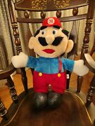 Nintendo Super Mario Brothers Large Plush Doll 24inches
