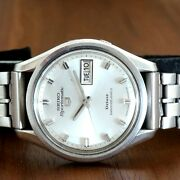 Seiko Sportmatic Deluxe 7619 -9010 Automatic 38mm 1967 Serviced 25j Vintage