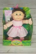 Cabbage Patch Kids Doll Genevieve April Celebration 35 Years Feb 19th New Sealed