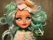 Mia's Day Dream Ooak 17 Ever After High Doll Repaint Repainted Euc