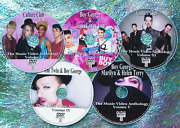 Culture Club And Boy George Music Video Anthology 1982-2019 5 Dvd Set 112 Videos