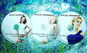 Button And Free Kylie Minogue Music Video Collection And Archives 88-2015 6 Dvd Set