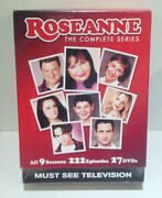 New Dvd Roseanne The Complete Series - Season 1 2 3 4 5 6 7 8 9 - New
