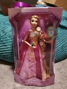 Disney Rapunzel Tangled 10th Anniversary Limited Doll Le5500 On Hand