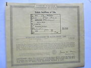 1946 Chevrolet Coupe    Barn Find Historical Document