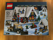 In Stock Lego 10229 Winter Village Cottage New And Sealed And Retired