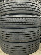 8-tires 11r24.5 Lot Of Mixed Steer Tires Road Crew Steer New Tires 14 And 16 Ply