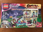 Lego Friends Livi's Pop Star House 41135. This Is Brand New. Factory Sealed.
