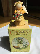 Gnomy's Dairies - Angel Of The Month - July - New In Box - 2002 By Annekabouke