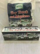 2002 Hess Truck Never Used W/bag
