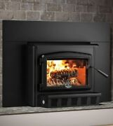 Osburn 2000 Wood Burning Insert With Heat Activated Fan Package Deal