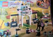 Lego Friends - Stephanieand039s Horse Jumping - 41367 - New Sealed