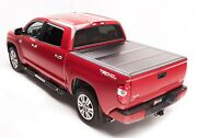 Bakflip G2 Tonneau Cover Fits 2007-2019 Toyota Tundra 8and039 Bed W/ Deck Rail System