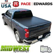 Pace Edwards Matte Black Full Metal Jackrabbit Bed Cover 2015-19 Ford F-150 6and0397