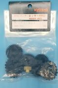 Vintage Kyosho Rocky Rk-13 Rk13 Pinion And Gear Set 4wd Buggy Rc Part