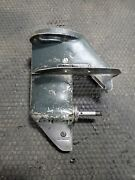 1970 Evinrude Johnson Outboard 9.5 9 1/2 Hp Lower Unit Gearcase W/o Driveshaft
