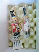 Wdcc Itand039s A Small World - Toy Soldiers Ornaments Nib