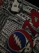 Grateful Dead Wall Of Sound 1990 Gdm Vintage Shirt Nwot Rare 1974 Photo Garcia