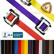 For Audi A8 Seat Belt Webbing Replacement - Frayed Strap Harness Dog Chewed