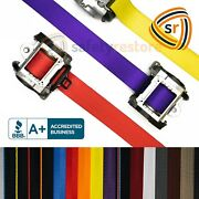 For Audi Q7 Seat Belt Webbing Replacement - Frayed Strap Harness Dog Chewed