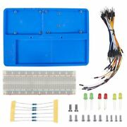 Sunfounder Rab Holder Kit With 830 Points Solderless Circuit With Breadboard Jum