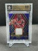 2014-15 Select Swatches Prizms Purple 19 Dwight Howard