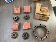 1938 48 Ford Lh Differential Case And 4 Pinion Gears 1220