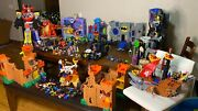 The Ultimate Imaginext Lot