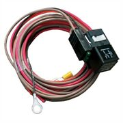 Ron Francis Wiring Fp-35 Electric Fuel Pump Relay Kit 30 Amps Protects System Fr