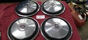 68-89 Ford Motor Company Hubcaps