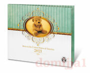 🎀 2021 Us Mint Birth Coin Set 21rd / Same Day Shipping