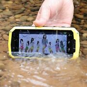 Smart Phones Wifi Gps Cheap Ip68 Waterproof Gsm Android Touch Celular 3g Rugged