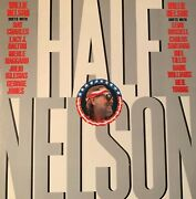 Willie Nelson -pre-owned Lp- Half Nelson..rarely Played Vg+/vg+