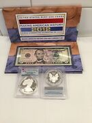 2012 S Silver Eagle Coins And Currency Set First Strike Pcgs Pr70dcam With Ogp