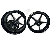 Gsxr Stock Size Black Contrast Cut All Star Wheels 08-20 Suzuki Gsxr 600 750