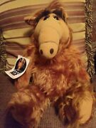 Vintage Official Alf 1986 Coleco Alien Production Plush Soft Stuffed Toy Animal