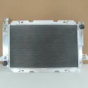 Aluminum Radiator For Ford F Series 1985-1997 Bronco 1985-1996 3-row At/mt 1451